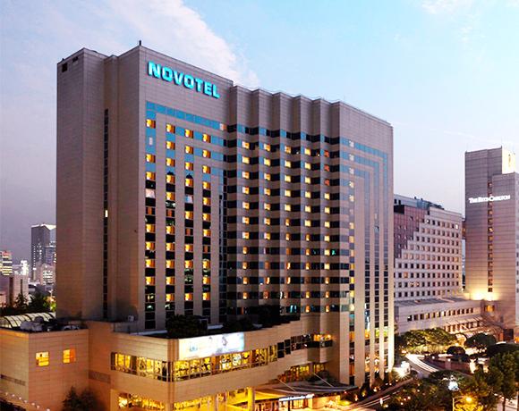 노보텔 앰배서더 강남 서울